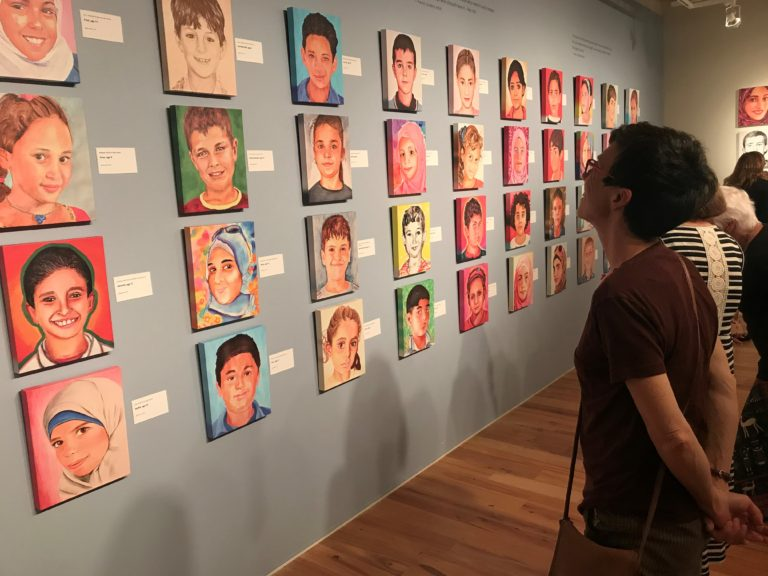 Faces Memory Project