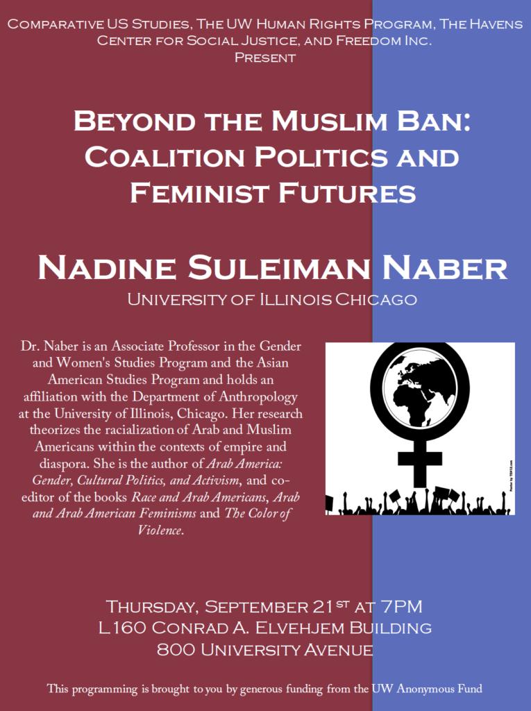 Naber poster